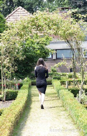 Park Meisje Girl Fotoshoot Fotoshooting WalkingAway