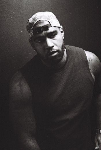 35mm Analogue Photography Black Blackandwhite Filmisnotdead Ishootfilm Light Light And Shadow Noir Et Blanc Person Portrait Tattoo Thug