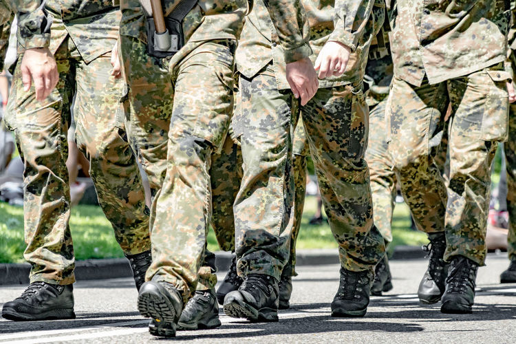 4 daagse march Adults Only Armed Forces Army Army Helmet Army Soldier Camouflage Camouflage Clothing Day Human Body Part Large Group Of People Low Section Marching Military Military Parade Military Uniform Navy Outdoors Parade Patriotism People Pride Togetherness Uniform Unity War