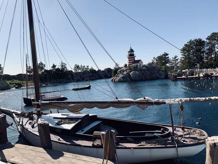 sailboat Water