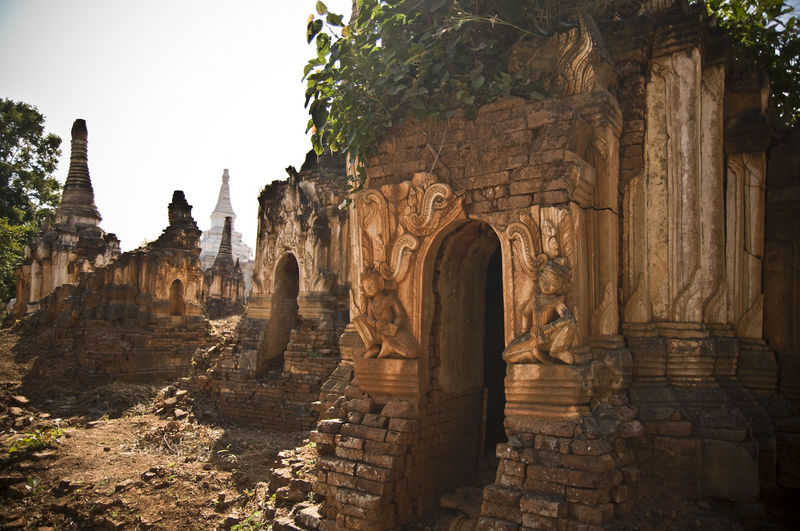 Ancient Ancient Ancient Architecture Ancient Civilization Architecture Burma Check This Out Cultures Day Hanging Out History Myanmar Nature No People Old Ruin Outdoors Place Of Worship Religion Statue Tourism Travel Travel Destinations Tree
