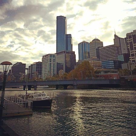 Dusk Yarra Melbourne Wpphoto lumia1020 winphan