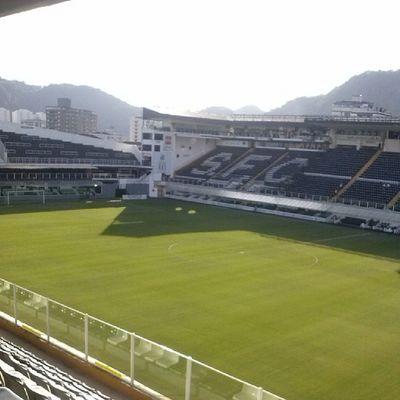 Vila Belmiro , o lugar mais perfeito do mundo :) VilaBelmiro Vibe Santos Santastico SantosFC SantosFutebolClube