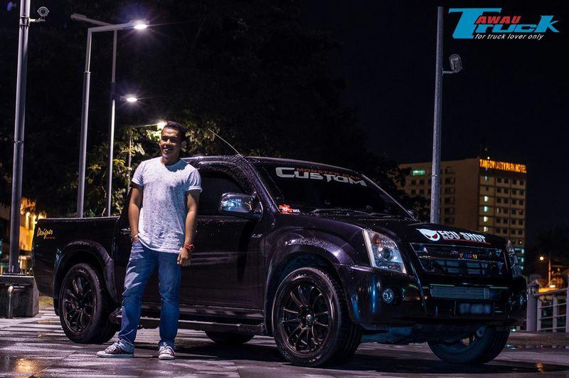 Nightshot with Custom Tawau Truck First Eyeem Photo