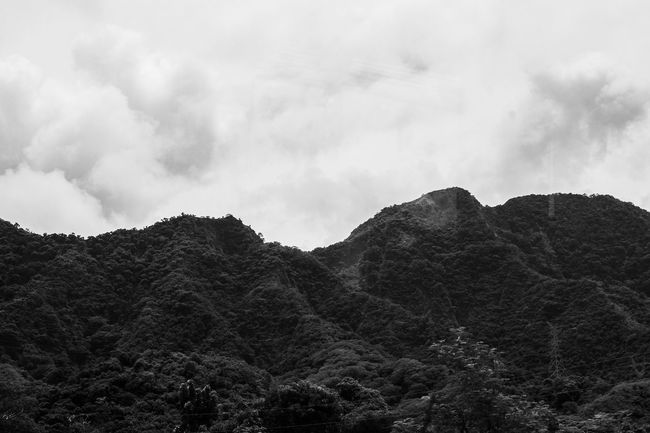 Mountains of Iocos Sur Landscapes Mountains Black And White Eyeem Philippines Black And White Nature Photography Nikon D3100