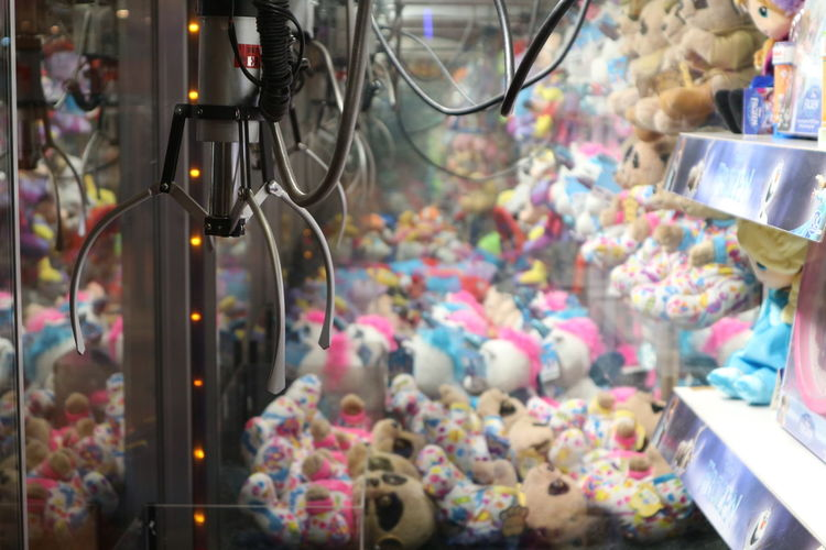Teddy picker. Arcade Blackpool British Choice Close-up Cuddly Toy Day For Sale Hanging Large Group Of Objects Meerkats Multi Colored No People Outdoors Pier Retail  Seaside Teddies Teddy Teddy Picker The Claw Toys Variation Win BYOPaper!