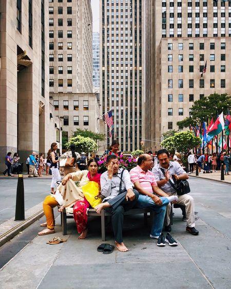 Little India מייסטריט Newyork מייניויורק ShotOnIphone IPhoneX מייאייפון10 City Architecture Group Of People Sitting Men Building Exterior Crowd City Architecture Group Of People Sitting Men Building Exterior Crowd The Art Of Street Photography
