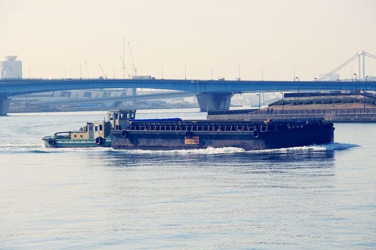 Sip 台船 豊洲1月5日