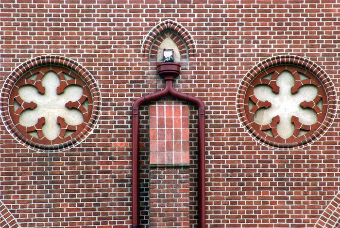Hidden Gems  Berliner Ansichten City Germany Travel Destinations Lichtenberg Architecture Street Photography Wasserwerk Symetricphoto Symmetry Symetry Symetric Symetrie. Symétrie Symetrical Beautifully Organized Capture Berlin