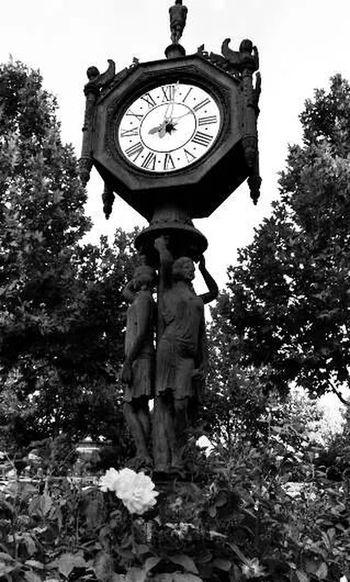 Florin Mall Sears Tower clock Art Bnw Capture Vantage