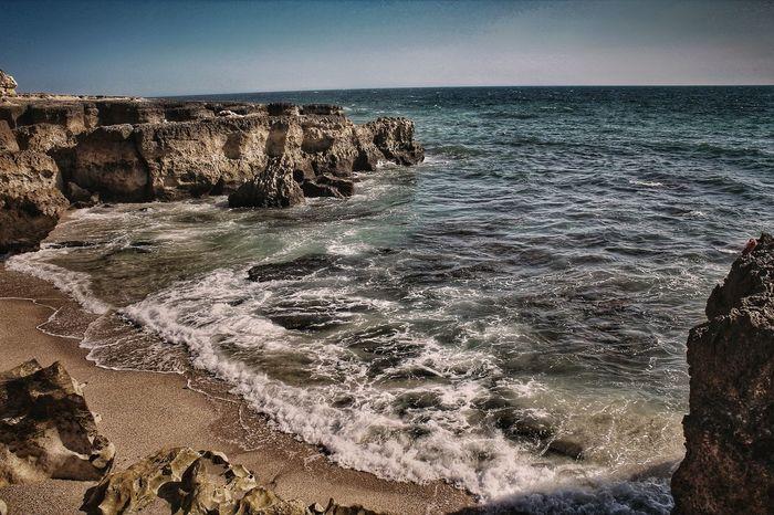 Costa Algarvia My Getty Images Album Premium Photo Sea Horizon Over Water Nature Beauty In Nature Sky Outdoors Scenics Beach