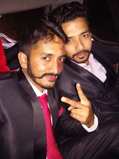 Party ❤ Suited And Booted Brown Boy Punjabi Wedding  India