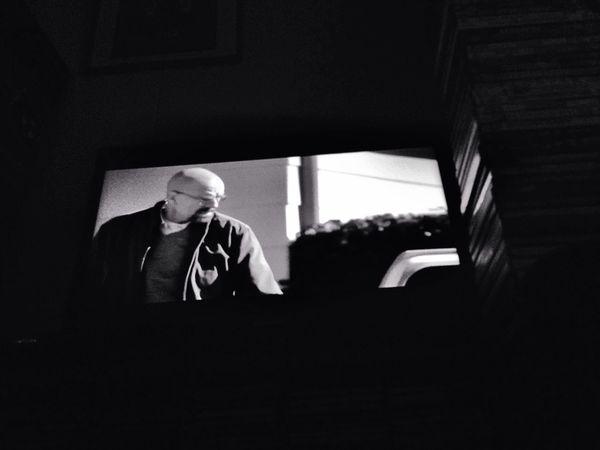 Heisenberg Breaking Bad Nowplaying Blackandwhite Monochrome