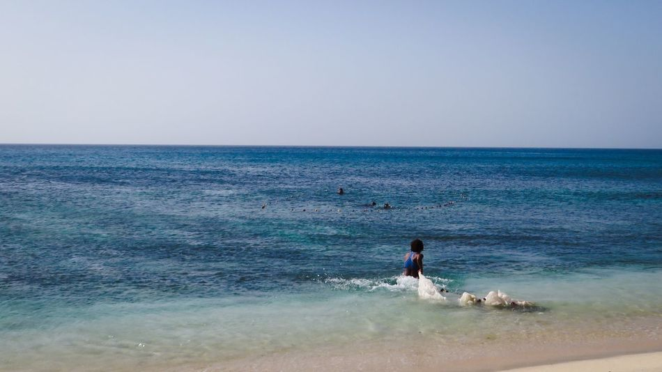 Fishing in Cape Verde with Snorkel and Nets Net Sea Catch Of The Day Snorkeling Marine Water Fishing Time Blue Traditional Sand Animals Ocean Beach Waves Swimming Fish Fisherman Catch Water Reflection Fishermen Gone Fishing