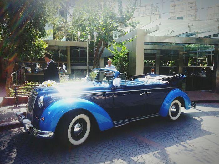 Auto Blueauto Clasicauto PhotoByMuratGul