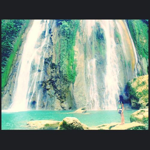 Waterfalls.. Unsaid feelings.. Curug Cikaso Ujung Genteng Sukabumi Waterfalls