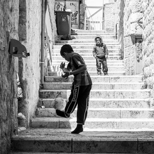 Showcase April Bethlehem Wesbank Soccer Kids Being Kids Palestine Street Streetphotography FUJIFILM X-T1 Candid Travel Photography Telling Stories Differently