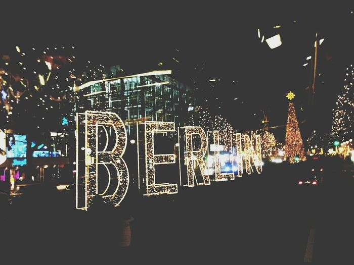 Berlin Christmas Lights