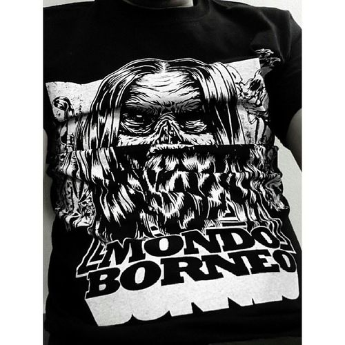 .Mondo.BORNEO. dope!! Yawww.. Mondoborneo Shirt Borneo Supportlocalshirt