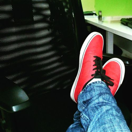 Redshoes That's Me First Eyeem Photo