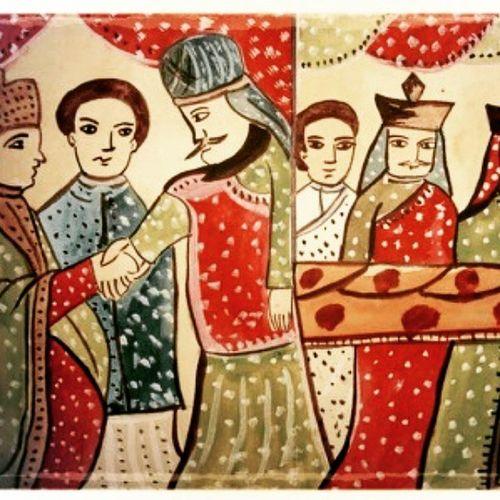 Instadaily Iphoneonly Art . Painting Bangaloredaily Vikramroy