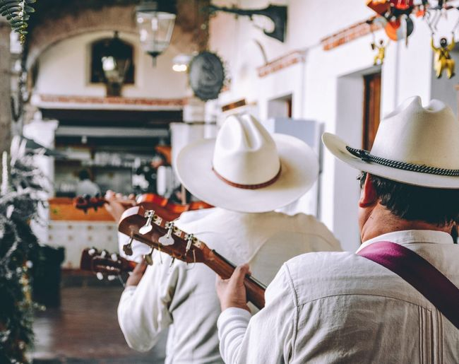 The Street Photographer - 2017 EyeEm Awards Mexico Mexico City Mariachi Mariachis Musical Instrument Musician Music