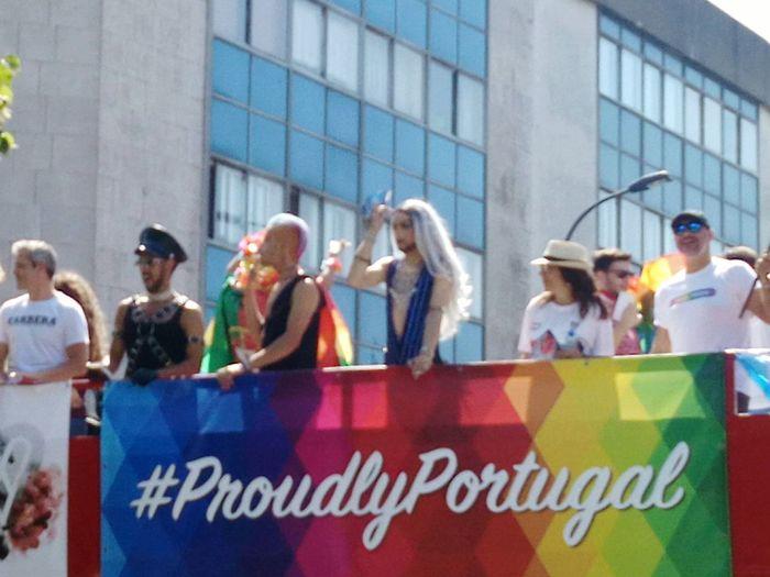Pride parade!! Love Is Love Bride City Women Retail  Modern Consumerism Building Exterior Festival