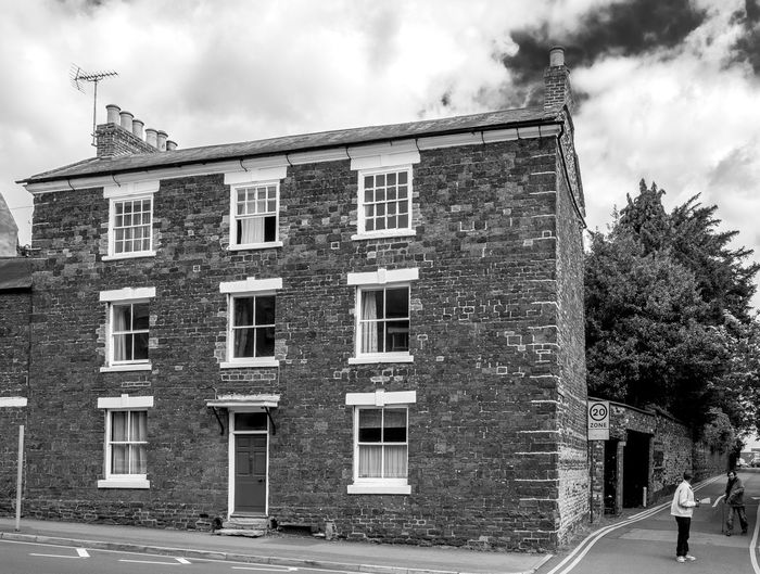 30 High Street, Wellingborough, Northamptonshire Northamptonshire Wellingborough Monochrome FUJIFILM X-T10 Black And White Architecture