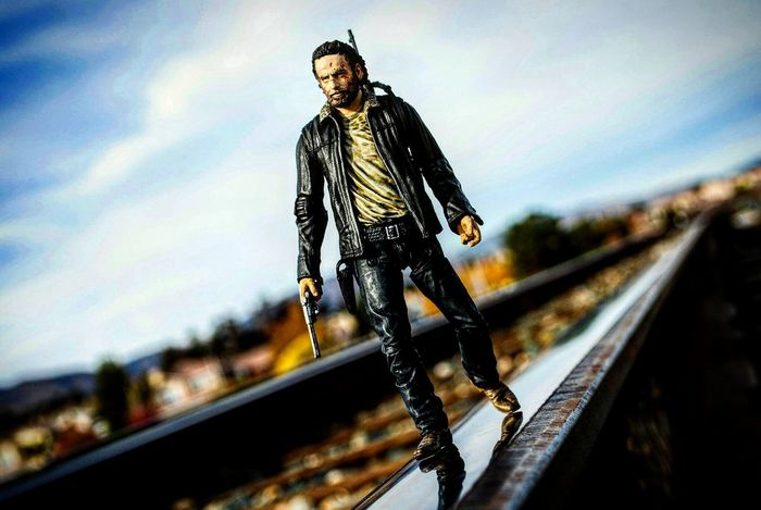Thewalkingdead Toy Photography Toyphotography Outdoor Toy Photography Action Figure Photography EyeEm Best Shots Actiontoyart EyeEm Best Pics Action Figures Eyeem Best Toy Shot Outdoor Photography Ata_dreadnoughts MacFarlane Macfarlane Toys AMC