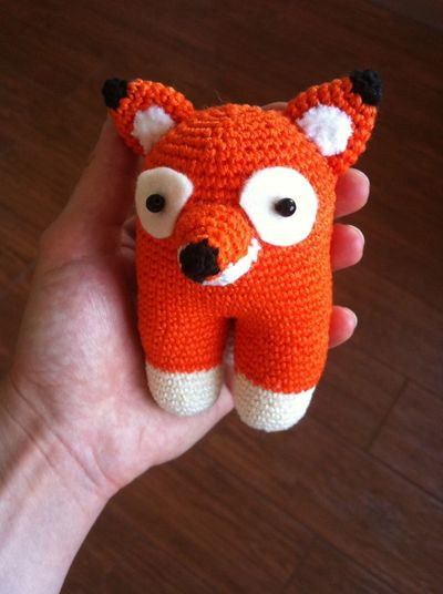 My hobby is Crochet this one is a pattern from Lanukas and its name is Renato the Wolf . Crocheting Is My Hobby Crochetlove Crocheting Crochetaddict Crochetlover Virkad Ganchillo Zorro