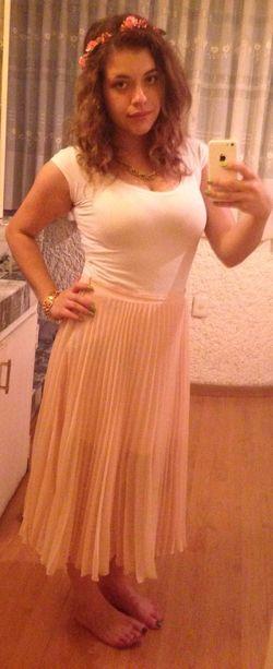 ????? Selfie Hi! Vintage Girl