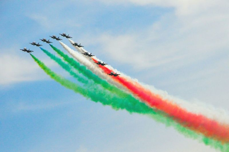 The Moment - 2015 EyeEm Awards Freccetricolore Parma Igersparma Nikond300 Nikkor200mm