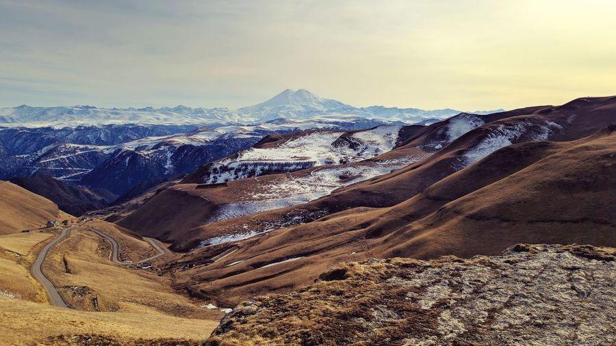 Mt. Elbrus at