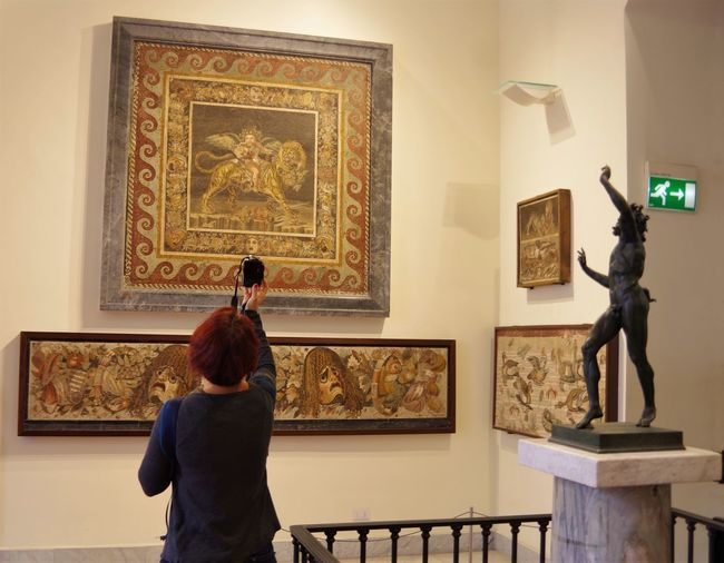 Ancient Ancient History Archaeological Museum Arts And Culture History Through The Lens  Mosaic Museo Archeologico Nazionale Di Napoli Naples Naples, Italy Napoli National Archaeological Museum National Archaeological Museum Of Naples Taking Photo Taking Photos Taking Photos ❤ Taking Pictures Travel Travel Photography Art And Craft Indoors  Mosaic Art Museum Pompeii Mosaics Travel Destinations