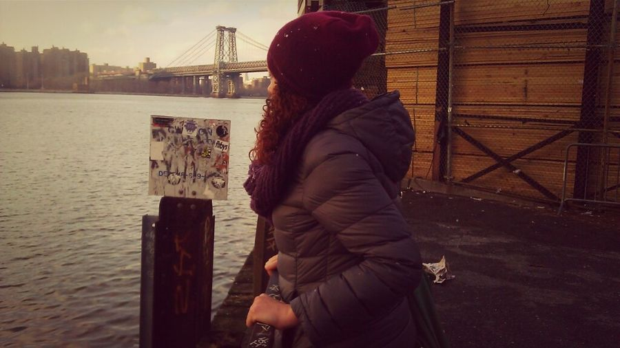 """Williamsburg Winter"" 