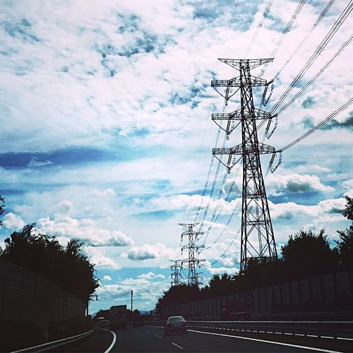 Cloud Cloud_collection  Clouds And Sky Japan Skylover Cloudlovers Cloudy Skies Cloudy Sky And Clouds Skylovers Sky_ Collection Skyporn Sky Cloudporn 雲 空 ソラ 鉄塔 Steel Tower  Radio Radiotower