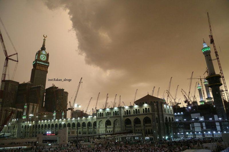 Muslims in makkah
