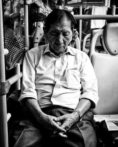 """the man who meditates is a depraved animal."" (Rousseau) Streetphotography Street Photography Portrait Everybodystreet Portrait Of A Stranger B&w Street Photography Mobile Photography"