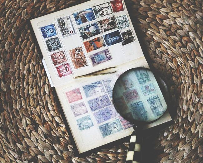 Collecting Stamps Old Stamps Eyem Gallery Getty Images Poststamps