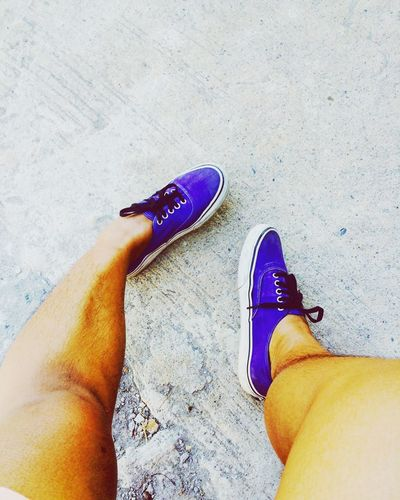 •HEY• Vans Off The Wall Helloworld How Are You!? LoveSneakers Enjoying Life