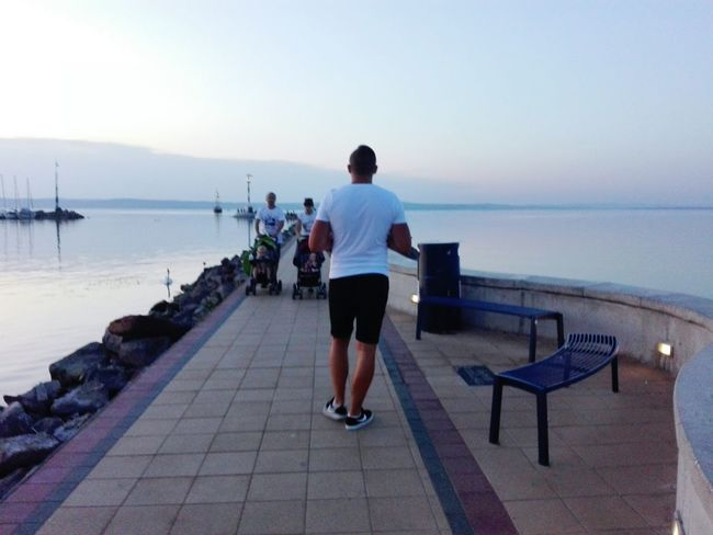 Hungary Balaton View My Love My Man Lovehim 💜my Love