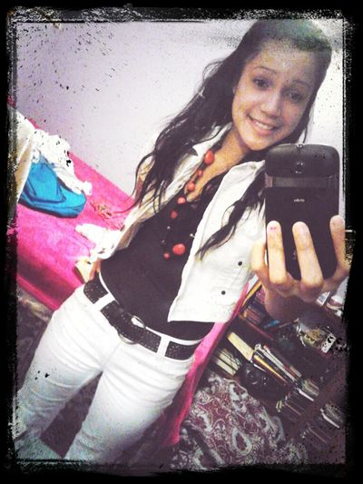 just me(: