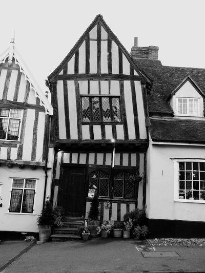 Lavenham house Crooked Suffolk