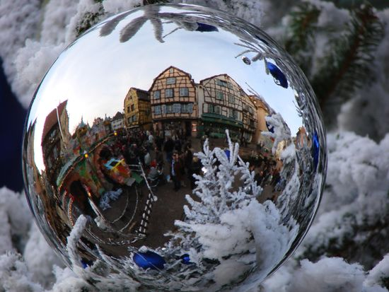Architecture Close-up Cold Temperature Day Fish-eye Lens Nature No People Outdoors Planet Earth Snow Winter