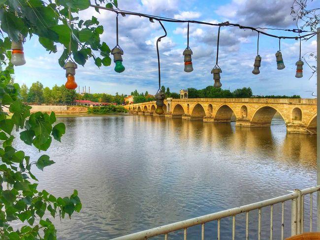 Meriç River HDR Nofilter Landscape