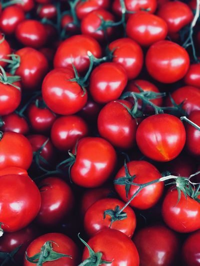 Domato 🍅🤗 Healthy Eating Red Food Wellbeing Food And Drink Freshness Fruit Organic Raw Food Healthy Lifestyle Still Life Heap No People Close-up Large Group Of Objects Backgrounds Tomato Full Frame Vegetable Abundance
