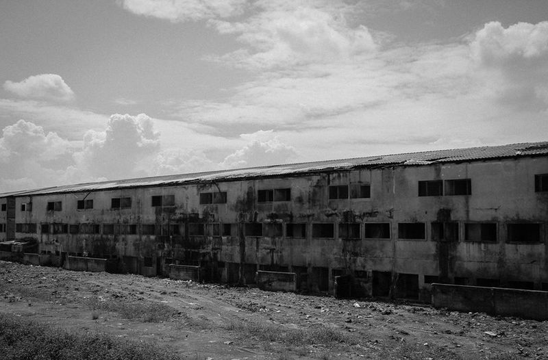 Blackandwhite Architecture Building Old Buildings Abandoned Places Silence Photography