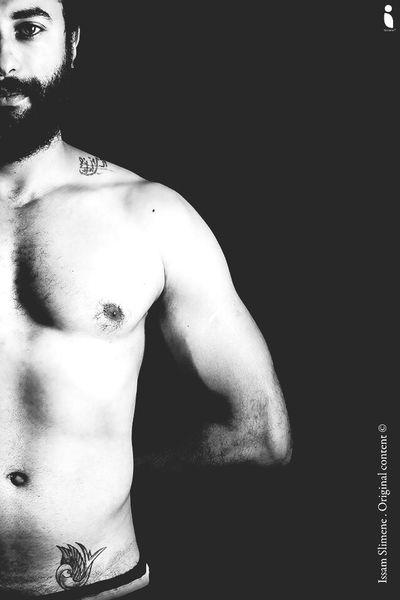 Curves Body Man Photoshoot