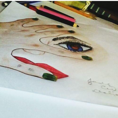 👌 Relaxing Draw Portrait The Week Of Eyeem Eyeem Philippines Basic Life Basicpicture Faces Of EyeEm Art, Drawing, Creativity Artphotography