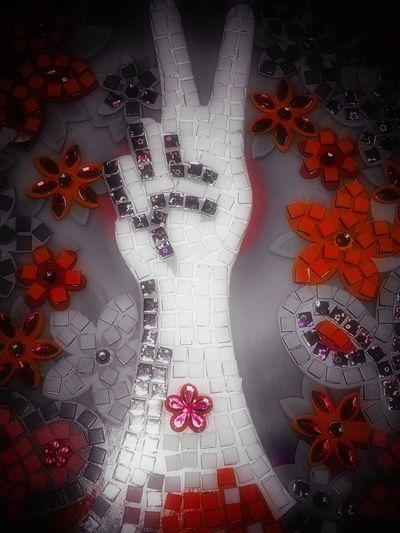 paz y amor Art
